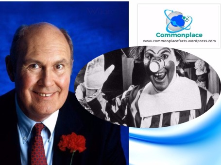 Willard Scott was the original Ronald McDonald
