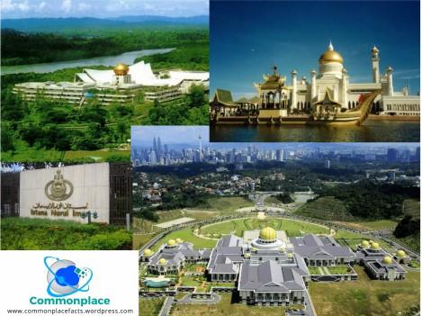 Istana Nurul Iman Brunei Palace
