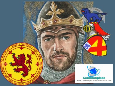 Robert the Bruce Coat of Arms