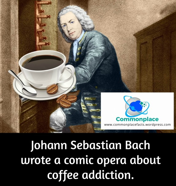 Johann Sebastian Bach Coffee Cantata