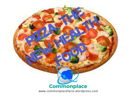 pizza 30% daily nutrition
