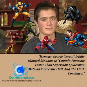Captain Fantastic Faster Than Superman Spiderman Batman Wolverine Hulk And The Flash Combined George Garrett