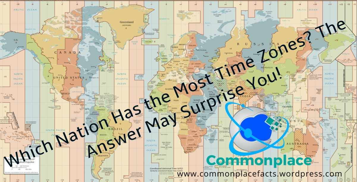 Which Nation Has the Most Time Zones? The Answer May Surprise You!