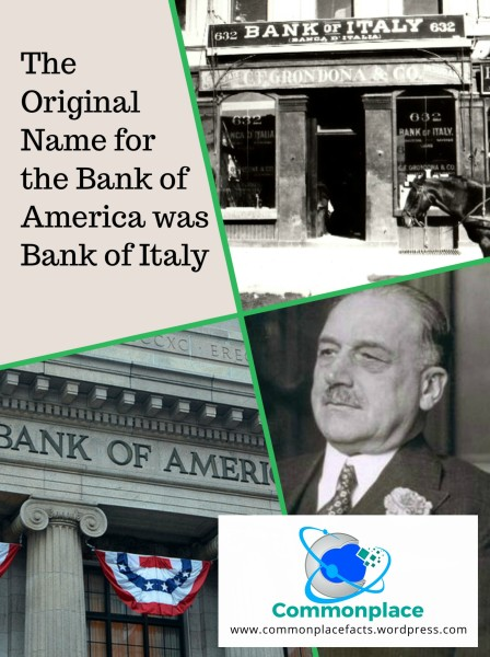 #banking #Finance #Bankofamerica #Italy #Italians #funfacts