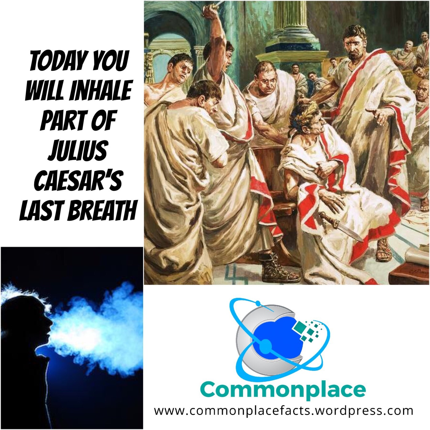 #Caesar #lastbreath #science #funfacts
