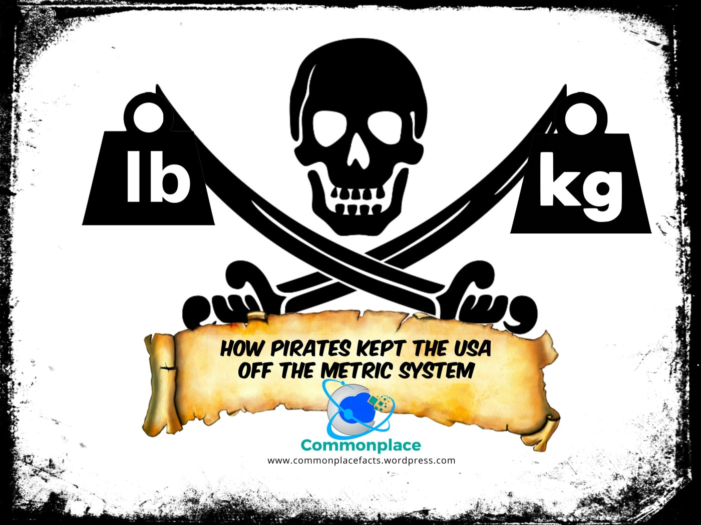 #pirates #metricsystem #funfacts