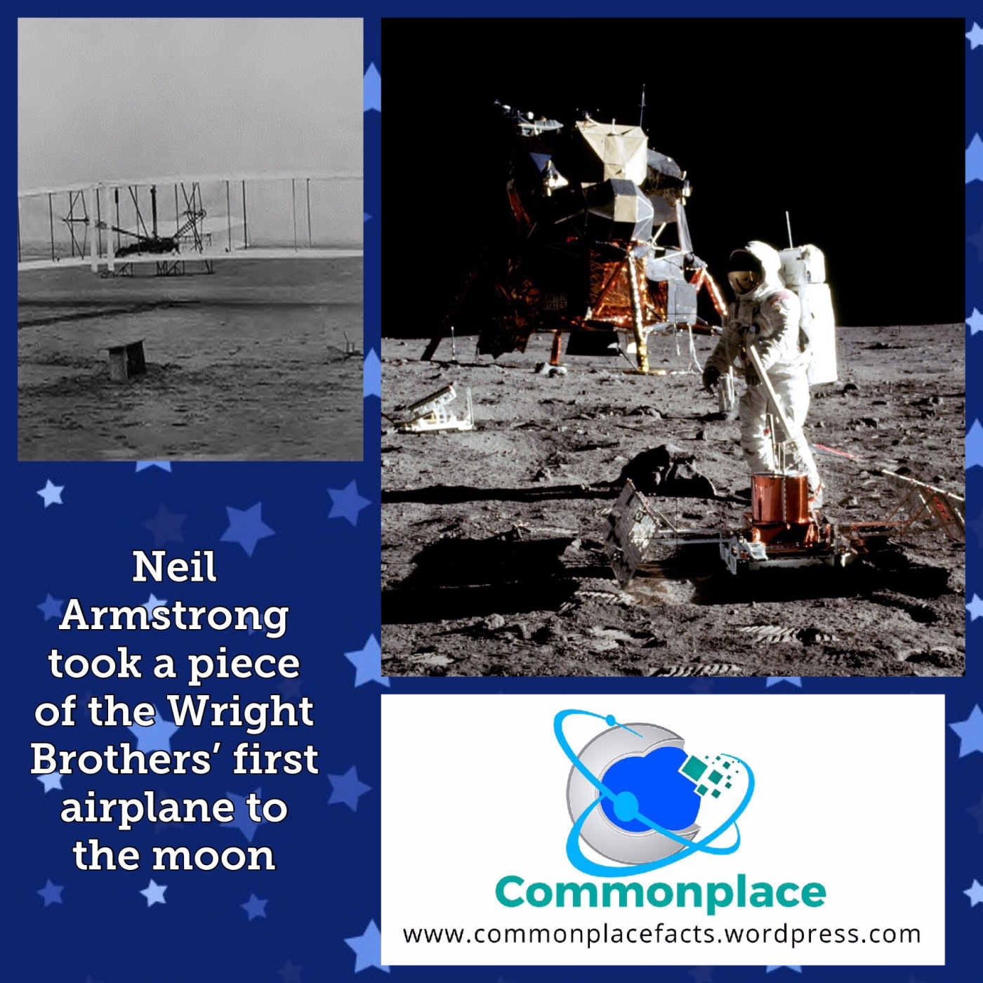 #aviation #space #neilarmstrong #apollo11 #wrightbrothers #funfacts