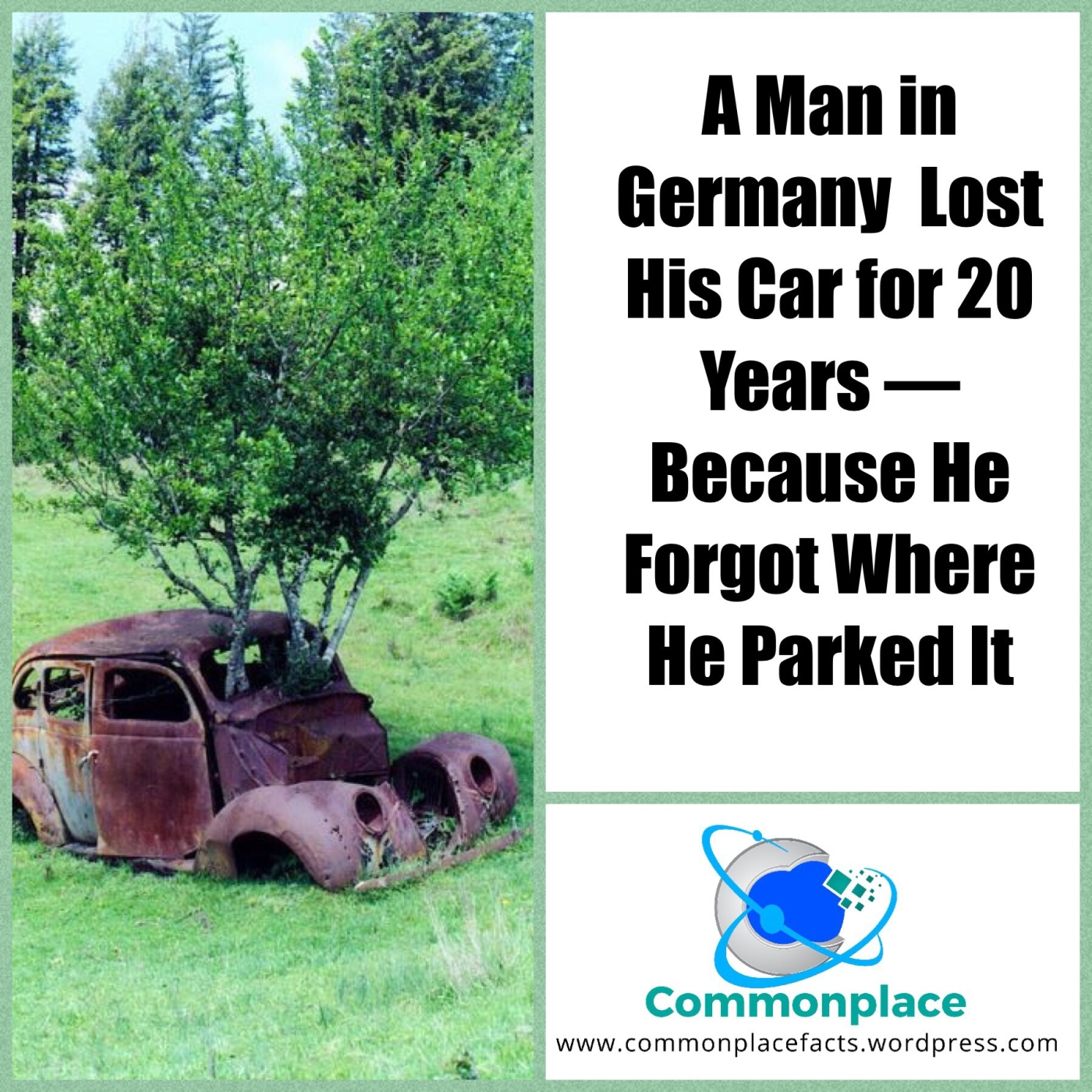 #parking #Volkswagon #forgetfulness #seniormoment