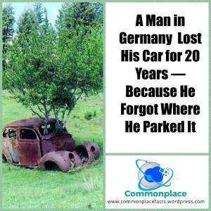 #parking #Volkswagon #forgetfulness #seniormoment