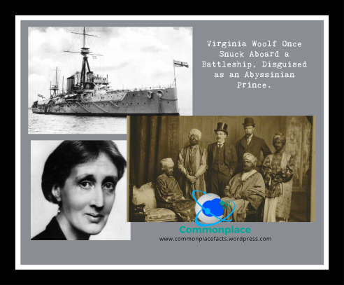 Virginia Woolf Dreadnought Hoax