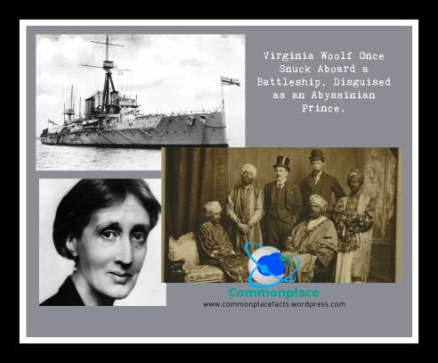 Virginia Woolf Dreadnought Hoax