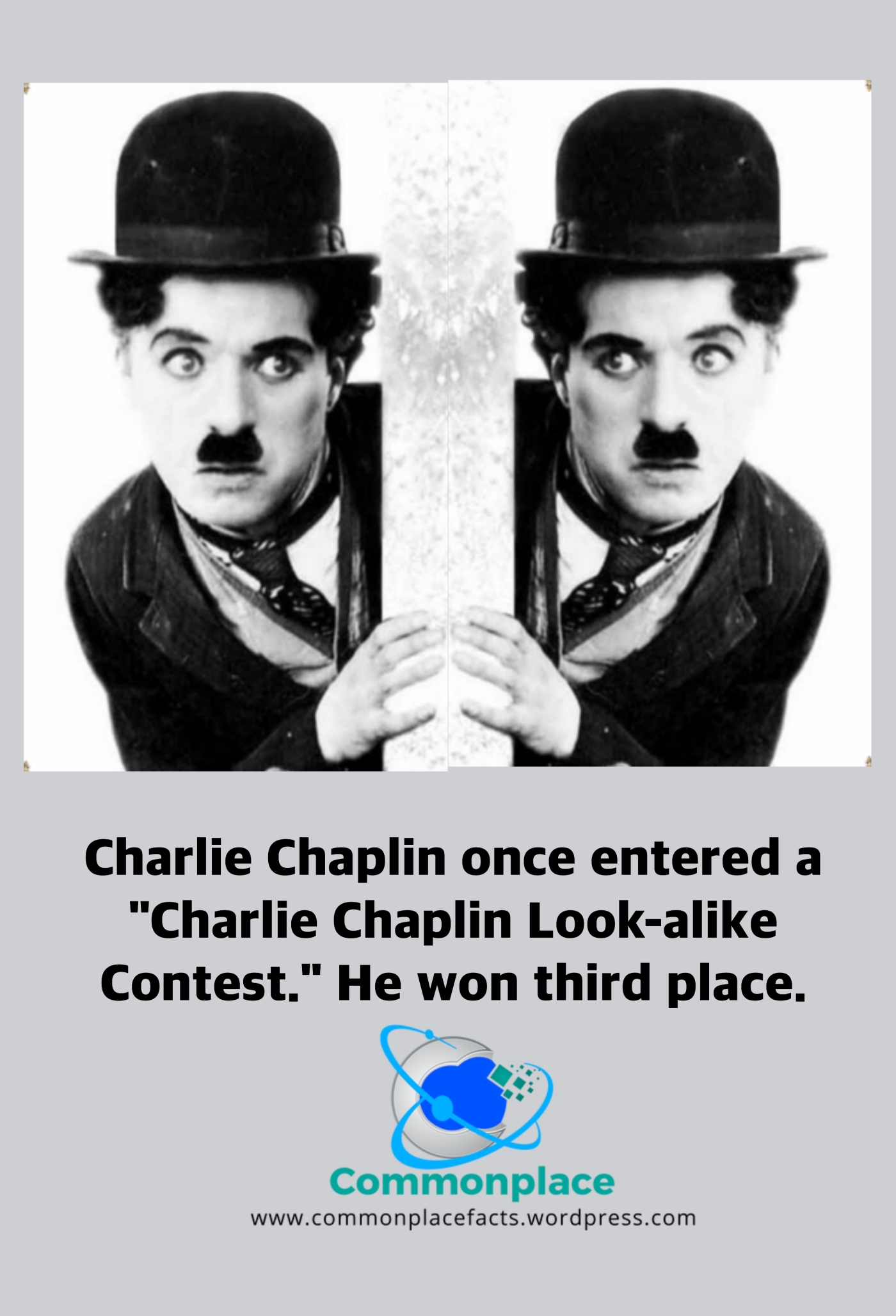 #charliechaplin #contests #funfacts