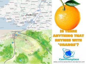 #rhymeswithorange #funfacts #Blorenge #Wales