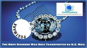 #HopeDiamond, #diamonds, #USMail #USPS #mail #postage