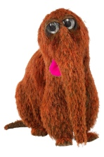 Sesame Street's Snuffleupagus' real name is Aloysius Snuffleupagus