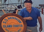 Gilligan Island's the Skipper's real name is Jonas Grumby