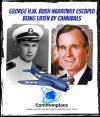 #GeorgeHWBush, #WWII, #WorldWarII, cannibals