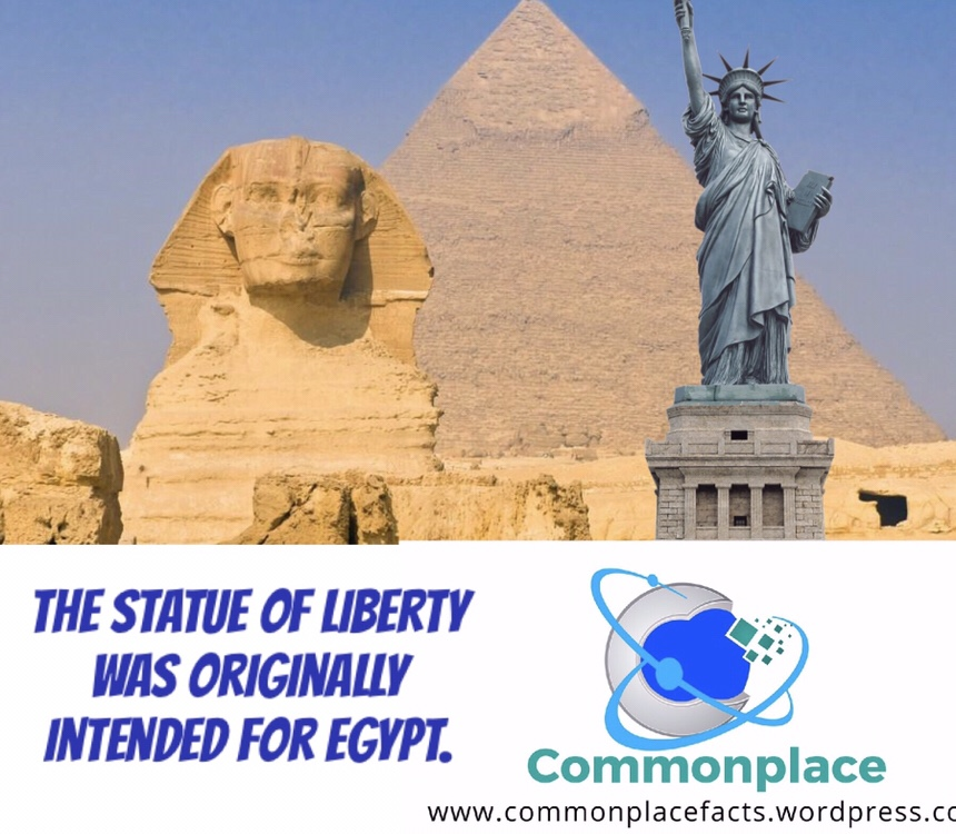 #Liberty #StatueOfLiberty #Egypt #gifts