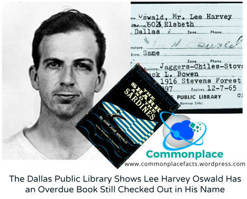 LeeHarveyOswaldLibraryBook