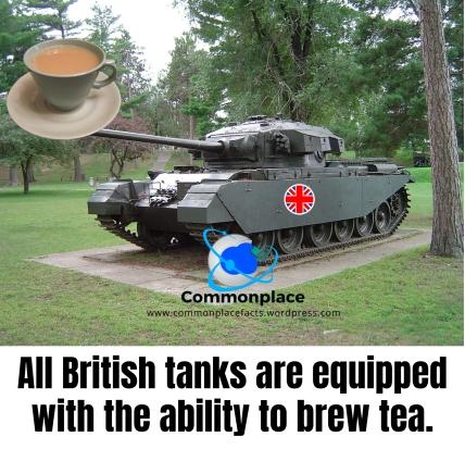 #UnitedKingdom #TeaTime #Tanks #Britain #Anglophile