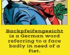 #Backpfeifengesicht #German #languages #WordsWeNeed