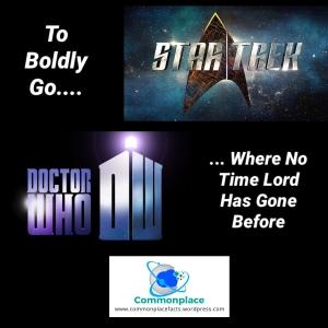 #DoctorWho #StarTrek #PeterCapaldi #BBC