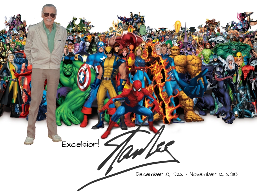 #StanLee #Marvel #MarvelComics #comics