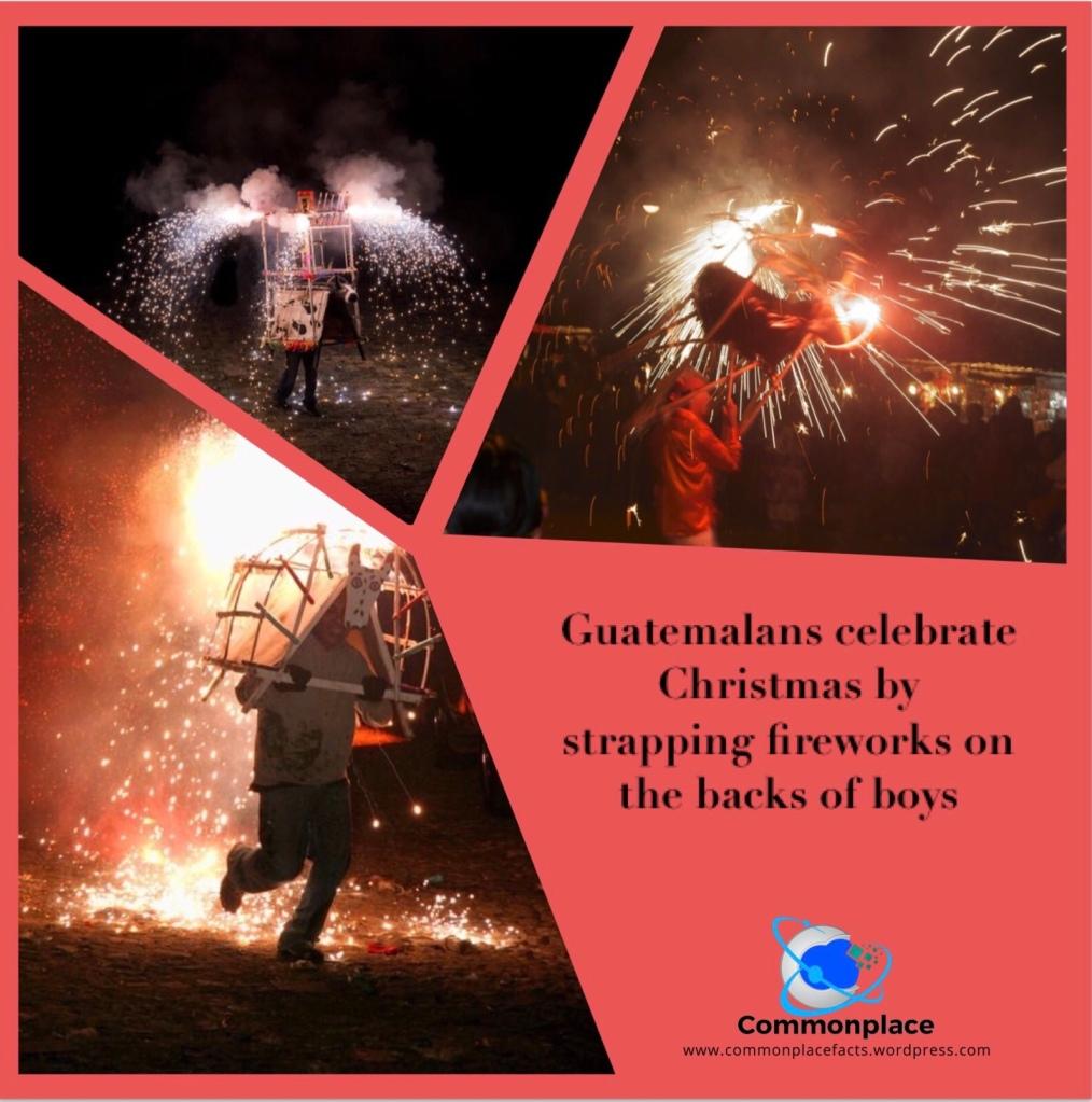 #Christmas #Guatemala #Torito #BaileDelTorito