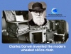 #Darwin #Evolution #Inventions #chairs #officechairs #funfacts