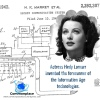 #HedyLamarr #actresses #inventions #patents #Wifi