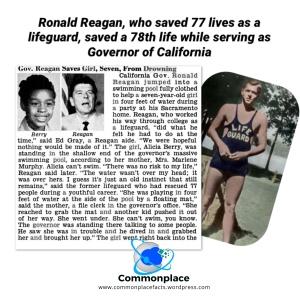 #Reagan #RonaldReagan #lifeguard #Governor