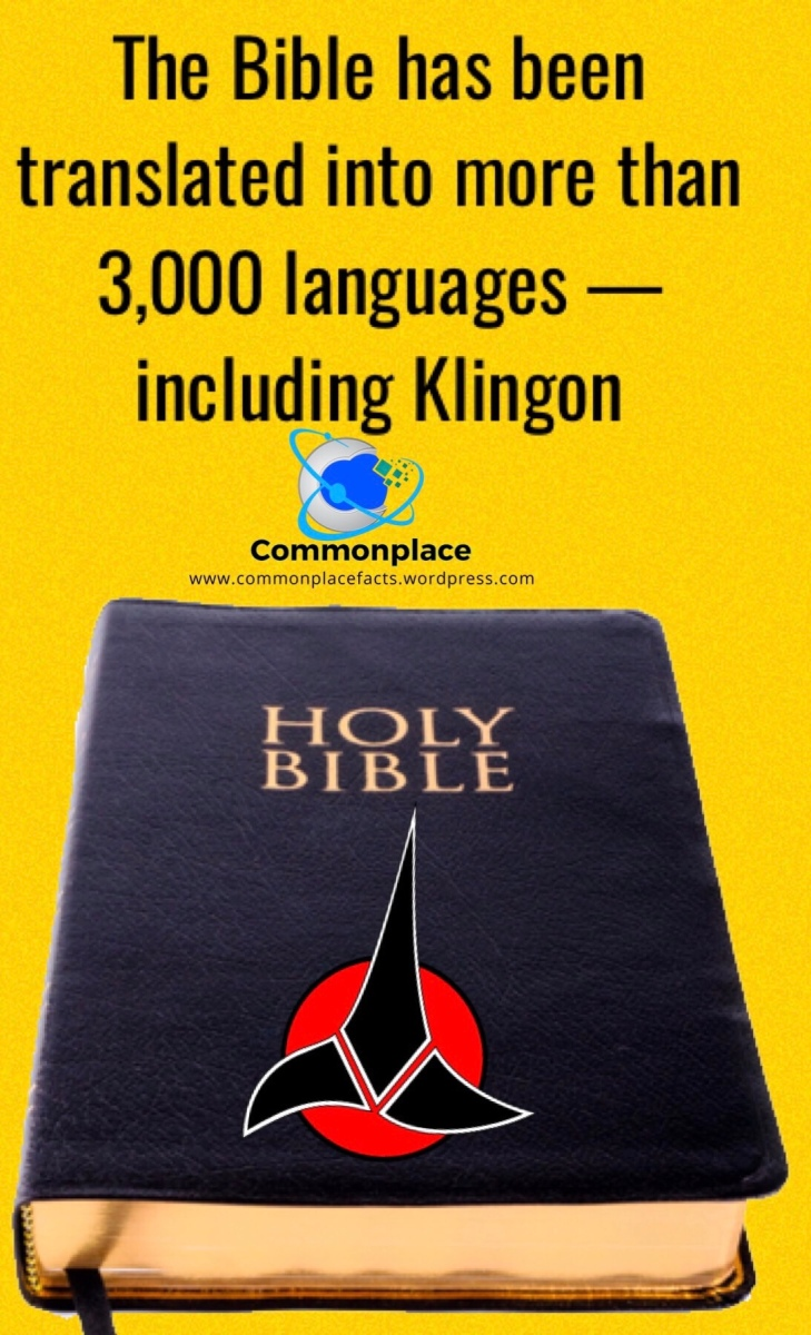 Time to Invite Your Neighborhood Klingon to Come to Church With You