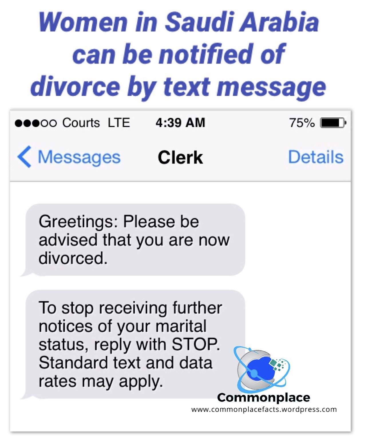 #SaudiArabia #marriage #divorce #stupidlaws