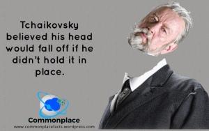 #Tchaikovsky #ClassicalMusic #phobias #delusions #HeadFallOff