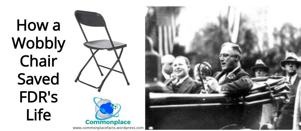 #Franklin D. Roosevelt #assassination attempt #zangara #wobbly chair