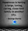 #quotes #family #GeorgeBurns