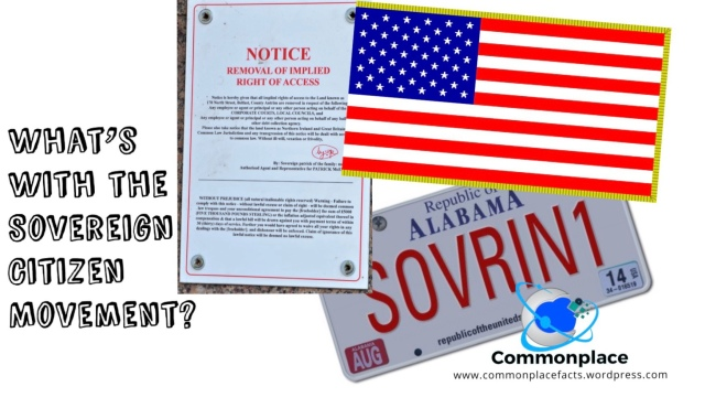 What S With The Sovereign Citizen Movement Commonplace