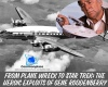 Star Trek, Gene Roddenberry, Plane Crash, Pan Am Flight 121,