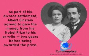 #Einstein #divorce #marriage #Nobel #settlement #relationships