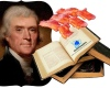 #Jefferson #ThomasJefferson #bacon #books #family #happiness