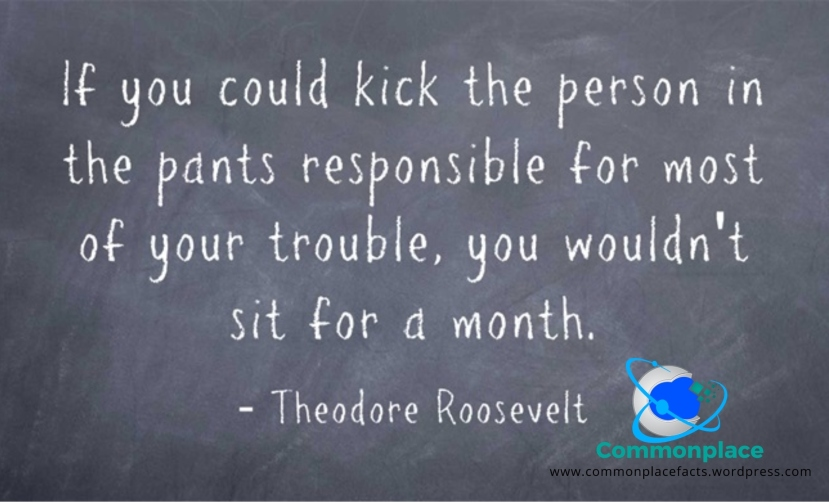 quotes #Roosevelt #responsibility