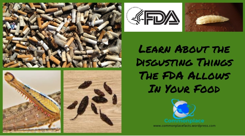 #FDA #FoodContamination