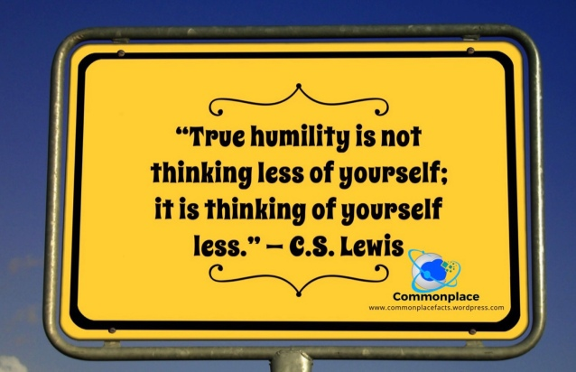 #humility #quotes #CSLewis
