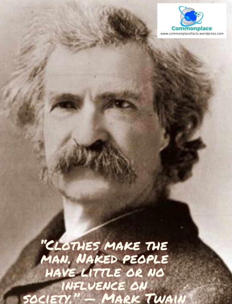 #MarkTwain #quotes #funnyquotes #Clothing #fashion