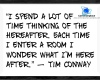 #TimConway #FunnyQuotes #hereafter