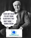 #Edison #success #Failure #inspiration