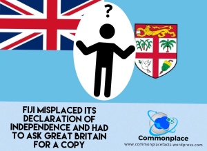 #Fiji #UnitedKingdom #GreatBritain #Independence #whoops #mistakes