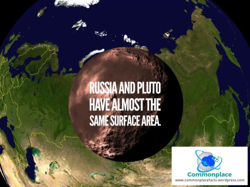 #Russia #Pluto