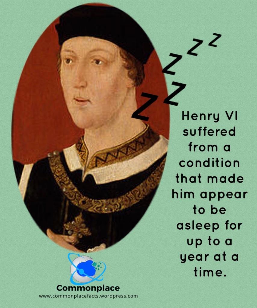 #HenryVI #schizophrenia #SleepingKing #psychology