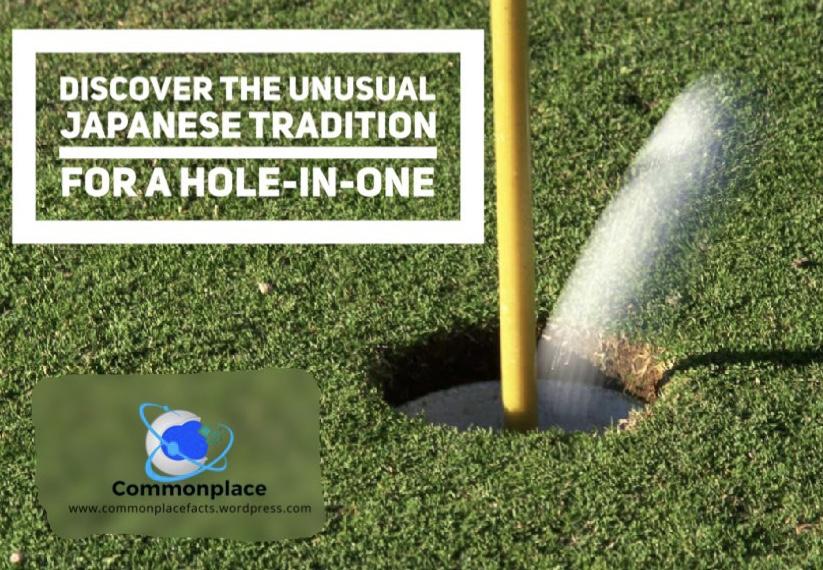 #Japan #Golf #HoleInOne #Insurance